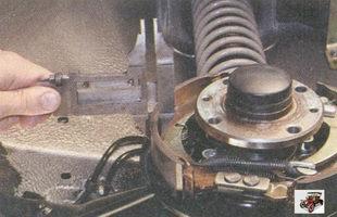 проверка толщины фрикционных накладок лада приора ваз 2170