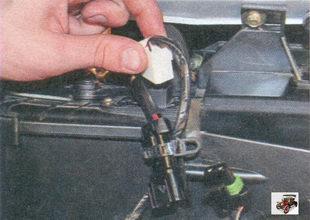 разъем жгута проводов добавочного резистора