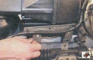 держатель жгута проводов