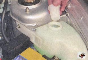 пластмассовый сетчатый фильтр бачка омывателя лада приора ваз 2170