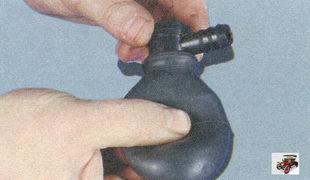 проверка обратного клапана лада приора ваз 2170