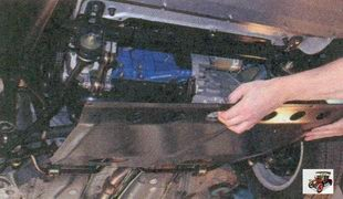 защита картера двигателя Лада Приора ВАЗ 2170