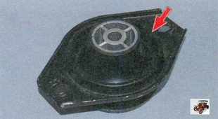подушка передней опоры двигателя Лада Приора ВАЗ 2170