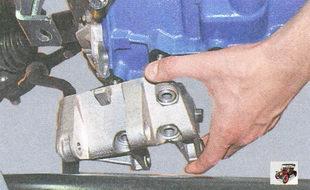 кронштейн правой опоры двигателя Лада Приора ВАЗ 2170