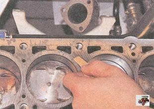 привалочные поверхности блока цилиндров