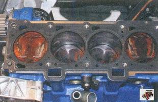 прокладку головки блока цилиндров Лада Приора ВАЗ 2170