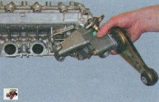 опора силового агрегата (двигателя)