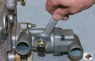 датчик температуры охлаждающей жидкости Лада Приора ВАЗ 2170