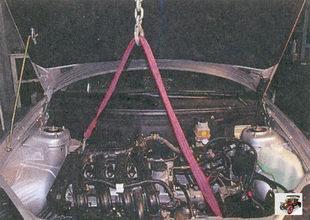 стропы грузоподъемного механизма
