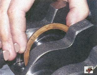 металлокерамическое полукольцо
