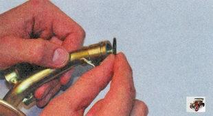 уплотнительное кольцо маслоприемника