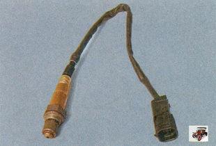 датчик концентрации кислорода в отработавших газах (лямбда-зонд) Лада Приора ВАЗ 2170