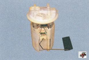 топливный насос (модуль бензонасоса) Лада Приора ВАЗ 2170