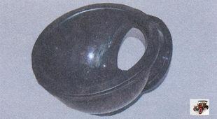 резиновая облицовка заливной горловины бензобака