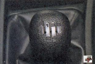 рычаг переключения корбки передач лада приора ваз 2170