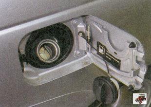 пробка бензобака