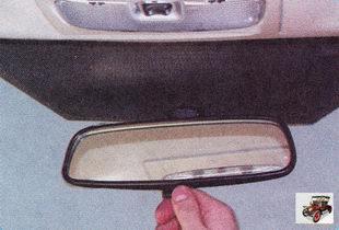 внутреннее зеркало заднего вида