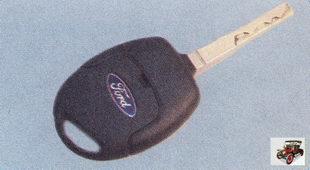 ключ автомобиля