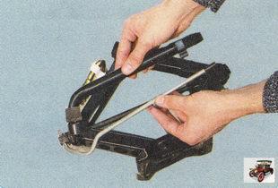 ключ для гаек крепления колес