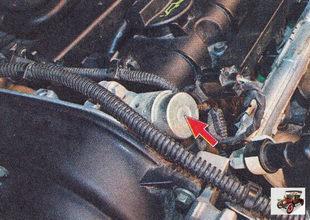 электромагнитный клапан системы изменения фаз газораспределения