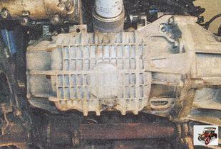 масляный картер двигателя