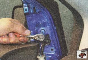 Как снять зеркала заднего вида форд фокус