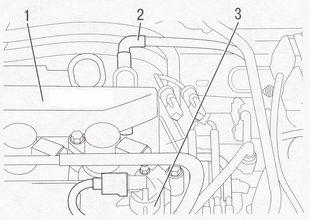 Крышка головки блока цилиндров Форд Фокус 2