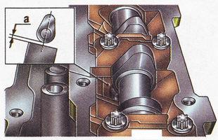 Измерение зазора в приводе клапана Форд Фокус 2