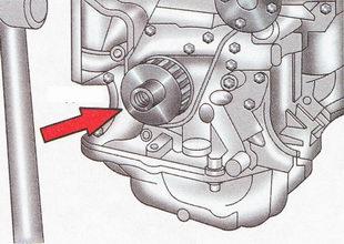 Зубчатый шкив коленчатого вала Форд Фокус 2