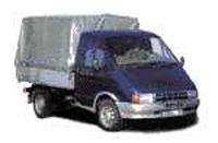 ГАЗ 2310 Соболь описание, технические характеристики