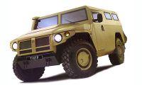 ГАЗ 2330 Тигр описание, технические характеристики