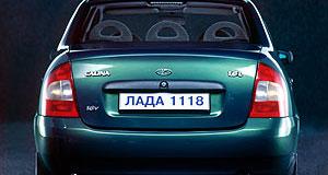 Lada Kalina ВАЗ 1118