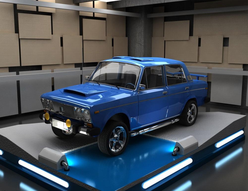 Тюнинг автомобиля ваз 2106 жигули