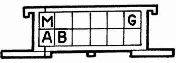 колодка диагностики ваз 2110 - ваз 2111 - ваз 2112