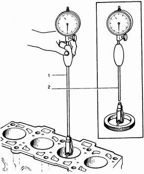 измерение цилиндров ваз 2110, ваз 2111, ваз 2112