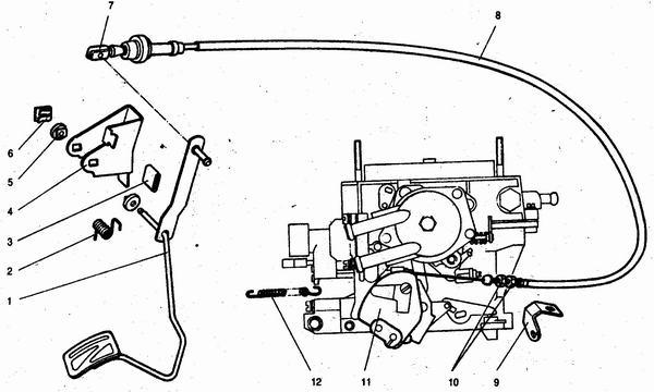 Видеотрансмиттер электрическая схема