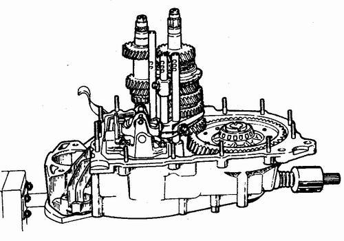 Фото №40 - устройство коробки передач на ВАЗ 2110