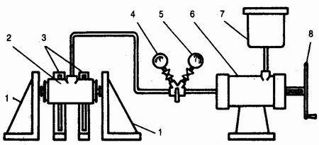 проверка колесных цилиндров задних тормозов ваз 2110-ваз 2111-ваз 2112