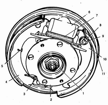 регулятор давления ваз 2110-ваз 2111-ваз 2112
