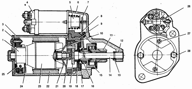 Схема подлокотника на ваз 2107.