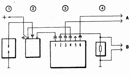 схема проверки коммутатора ваз 2110-ваз 2111-ваз 2112