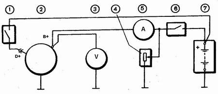 Фото №10 - схема генератора ВАЗ 2110