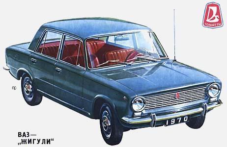 ВАЗ Жигули 2101
