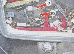 реле зажигания ваз 2107 - реле аварийной сигнализации - реле указателей поворота ваз 2107