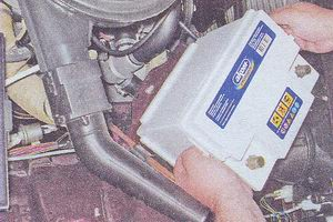 аккумулятор ваз 2107