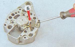 Ваз 2107 ремонт своими руками генератор