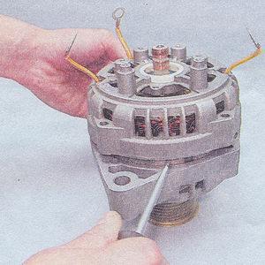 крышки генератора