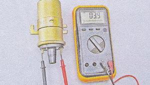 проверка катушки зажигания ваз 2107