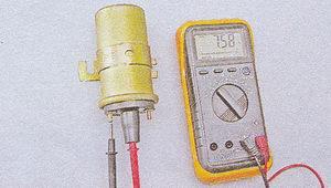 проверка вторичной обмотки катушки зажигания ваз 2107