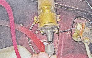 высоковольтный вывода катушки зажигания ваз 2107